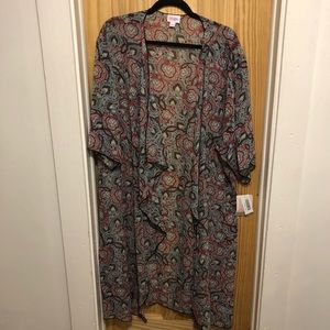 LuLaRoe Jackets & Coats - LulaRoe Shirley, Large